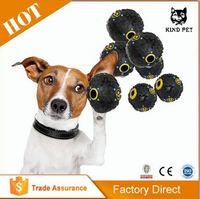 Premium choice pet treat/ rubber ball/dog toy