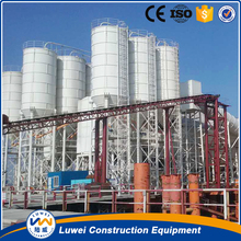 Detachable cement silo used ready mixed concrete batching plant
