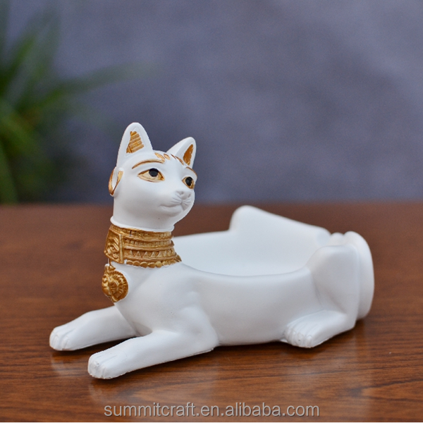 Antique egypt animal cigarette ashtray egypt souvenirs
