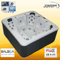 Freestanding hydro water spa garden hot tub for sale mini indoor hot tub