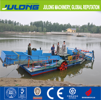Full Automatic Customized Water hyacinth harvest Machinery