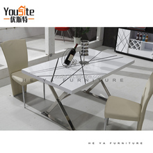 cheap chinese furniture modern kitchen dining table T208