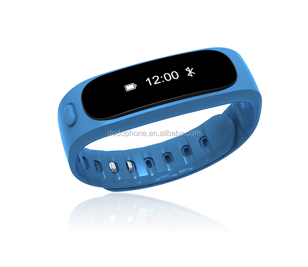 H9 Smart Good Health Bracelet Vibrating Bluetooth Bracelet for Incoming Phone