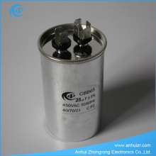 Air conditioner compressor capacitor 20uF 25uF 30uF 35uF 40uF 45uF 50uF 55uF 60uF