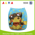 Alva Customized Reusable Baby Diapers Cloth Diapers Manufacture in China