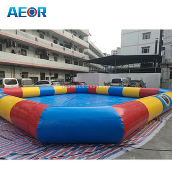 balloon swimming pool for kids,giant inflatable pool for sale