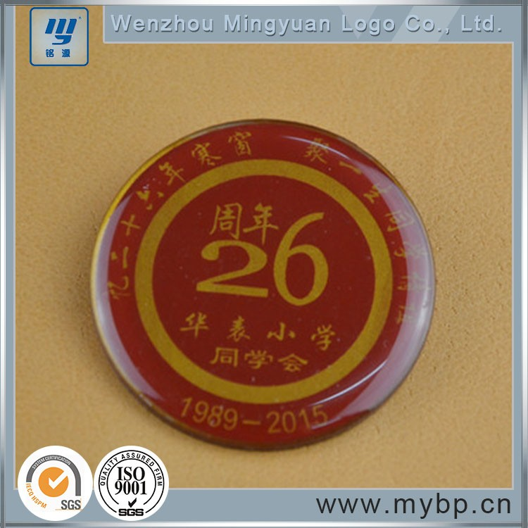 Special design widely used pin badge