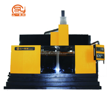 XKA2315/3 5 axis cnc milling machine with rotary table for processing aircraft parts