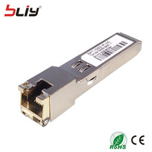 10/100/1000Base-T Cisco/HUAWEI compatible Gigabit copper SFP Module SFP Copper RJ45 SFP Transceiver