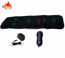 Full Body 12V 5-Motors Heated Mattress With Massager For Car Backseat