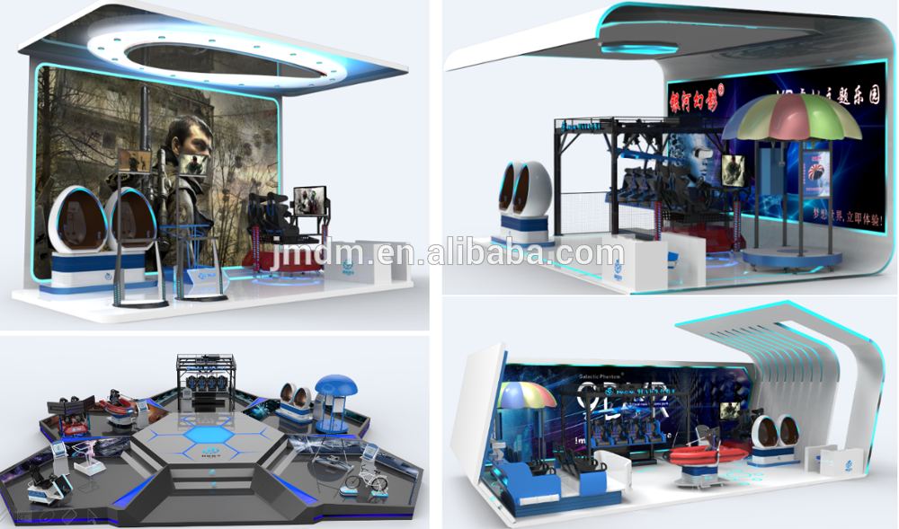 Hot sale amusement park truck mobile 9D cinema with flight game and max flying