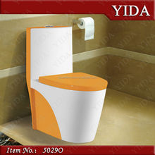 Chaozhou pink /black /green /red /brown /ivory /blue/ color toilet bowl_Hot Sale Saudi Arabia sanitary ware ceramic toilet