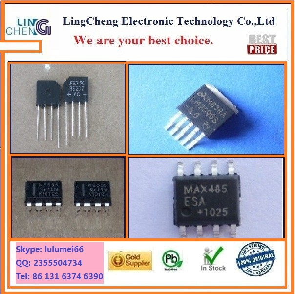 New and Original IC ta8207k