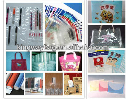 dry cleaning laminated cosmetic filter custom mailer polybag polyester polypropylene poly plastic printed opp bags
