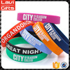 Fashion Promotion Custom Silicone Band With