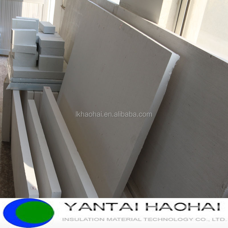 Light weight Moisture Resistance calcium silicate board/heat insulation material