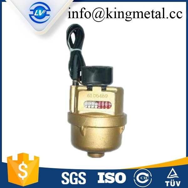 multi jet dry type water meter malaysia supplier class B with best price