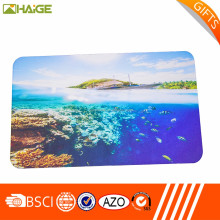 2017 hot promotion mouse pad with customized printing