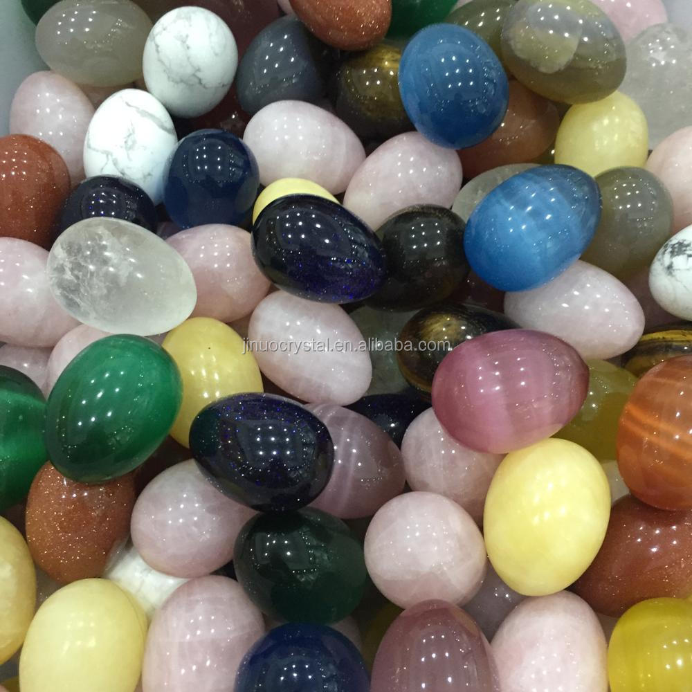 Natural green Opal egg Crystal Eggs Yoni Eggs massage and crystal healing
