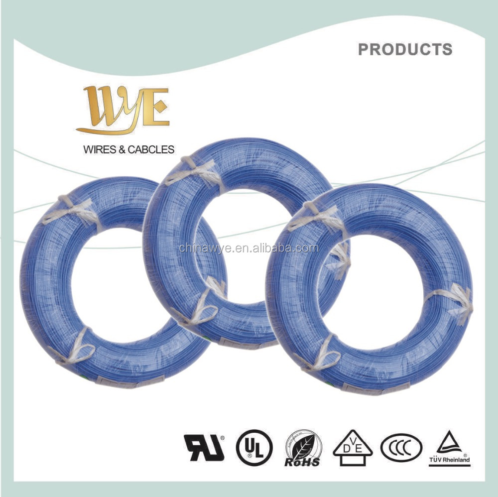 Heat <strong>resisting</strong> AGRP silicone insulation glass fiber braided electric wire 1.5mm2