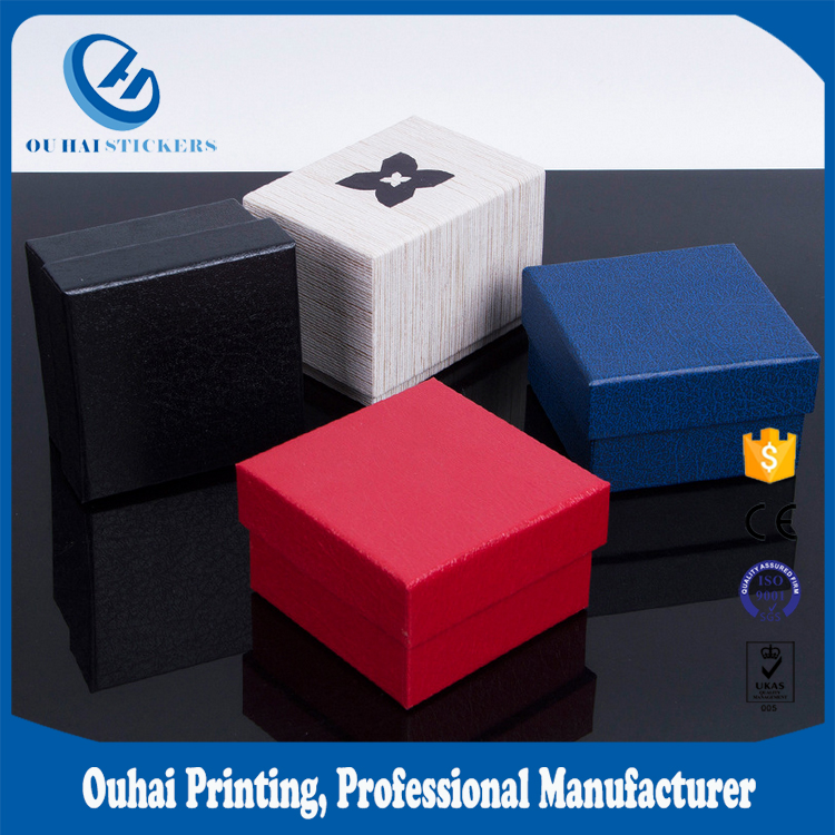 Custom jewelry boxes packaging/jewelry packaging boxes with logo