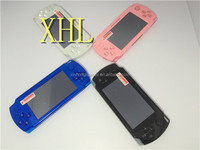 Touch Screen Game Player, 32 Bit Mini Game Console, Touch Screen Handheld Video Game Player