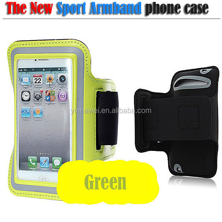 Widely Used High Technology Hot Sales Sport Armband for iphone 4 4s 5 5s 5c 6 plus