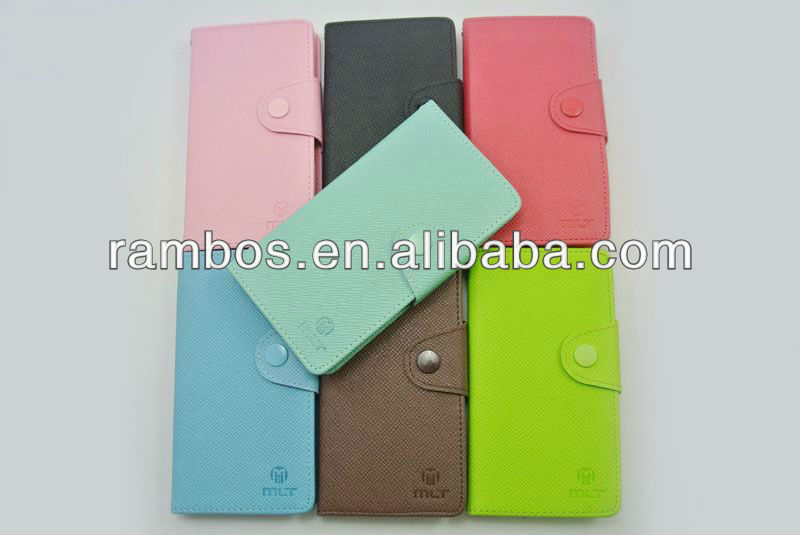Flip Pouch Sleeve Cover Leather Protective case for Sony LT36H Xperia Z