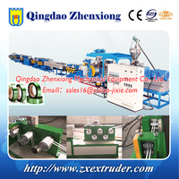 PP/PET packing strap band extrusion making machine