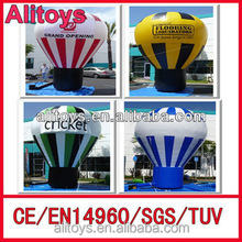 Ali 2015 giant advertising balloons/Helium balloons