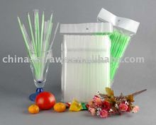 flexible printed straws( individually wrapped straws)