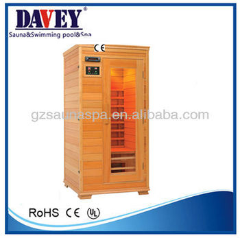 OEM high quality Infrared Solid Wood sauna room