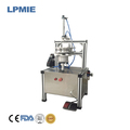 Semi Automatic Manual Hotel laundry Soap Pleat Making Packing Wrapping Machine Price for Toilet soap