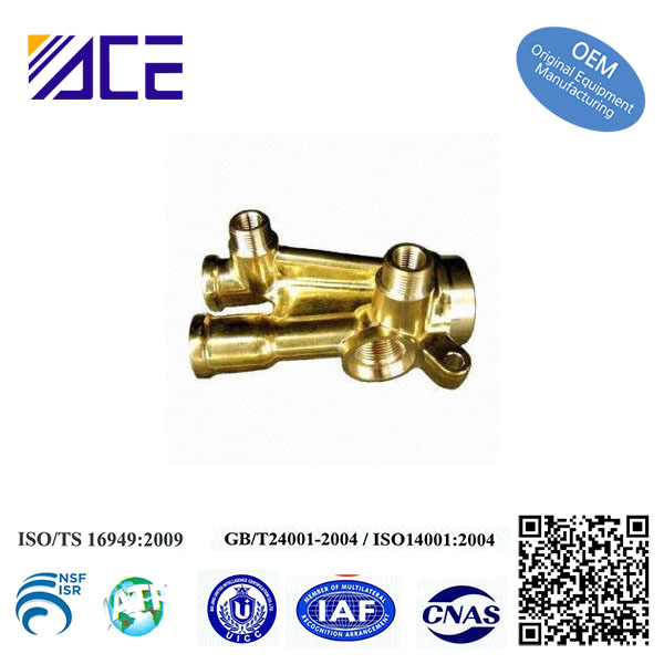supply cheap high quality forging brass motorcycle parts