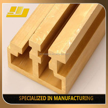 factory new design brass profiles for chain protect