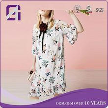 2018 summer street style long sleeve dress wholesale philippines for Euro-market