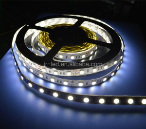 Free samples DC 12V super bright high lumen brightness 5050 60 leds per meter flexible tape strip light