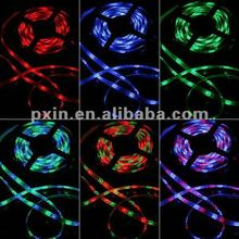 Nonwaterproof led strip light/rope/bar/band for decorative lighting festival use