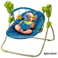 Electric baby swing toy factory