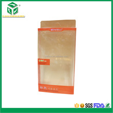 Transparent Plastic Cell Phone Case Packaging Box , Clear Packaging Boxes for Cell Phone Case