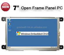 Frameless 7 Inch Touch Screen Computer with RS232 ,RJ45 Port(Not for Korea Market)