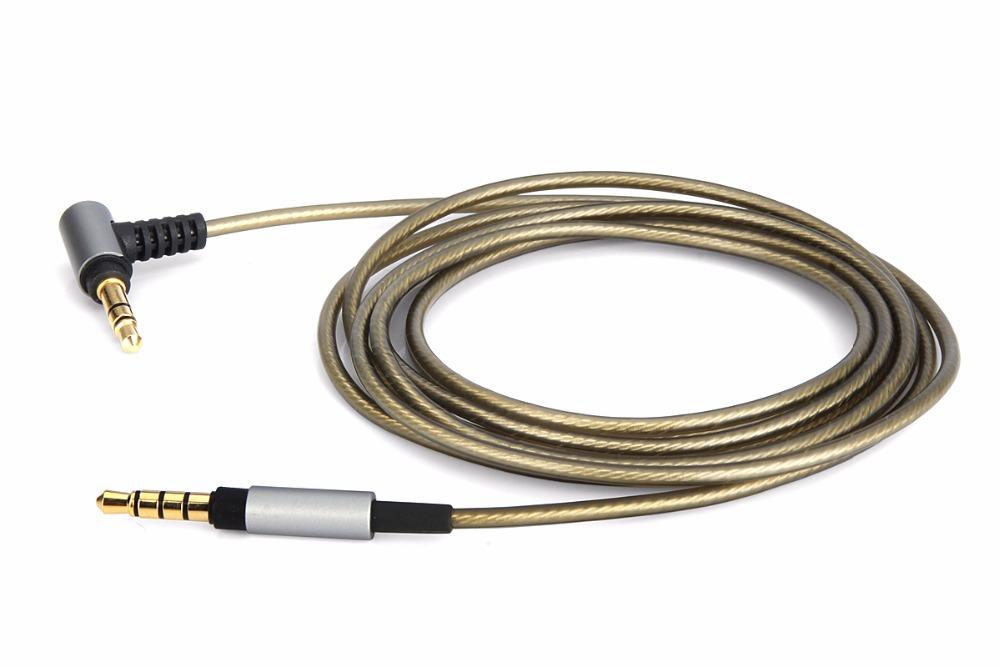 Silver Plated Audio Cable For Audio technica ATH-AR5 AR5BT ANC7 ANC9 SR6BT