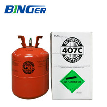 R407c Refrigerant Gas With 99.9% Purity