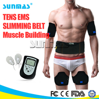 korea thigh hips side effects back pain relief electric fat burning slimming massage belt for stomach