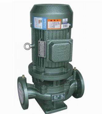 IRG-type single-stage single-suction vertical centrifugal submersible pump