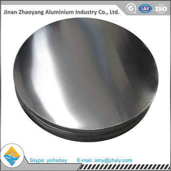 1050-O aluminum circle diameter from 10mm to 1200mm
