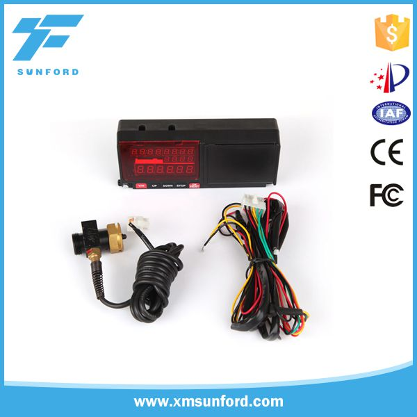 taxi charging system/GPS Taxi Meter with Printer/digital tax fare meter