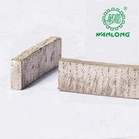 2000 mm diamond segment for granite cutting tools diamond segment for cutting stone granite marble blocks