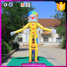 Lovely Outdoor Inflatable White Bear Model Animal Character Inflatables