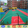 PP Interlocking Outdoor Flooring, Plastic Basketball Flooring